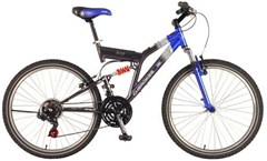 All Things Jeep Jeep Cherokee Se Mountain Bike With Dual Suspension