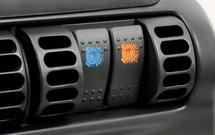 Jeep TJ and LJ Wrangler 97-06 Switch Panel