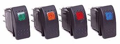 Rocker Switch for your Jeep's Switch Panel (Multiple Colors)