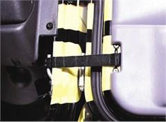 Adjustable Door Straps for Jeep Wrangler (1987-2006)