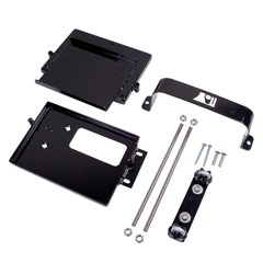 Dual Battery Tray for Jeep Wrangler TJ (1997-2006) and LJ (2004-2006)