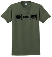 Eat, Sleep, Beer Men's T-Shirt