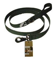 Jeep Dog Leash with built-in LED Light