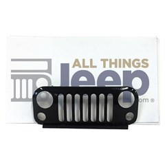 Jeep Business Card Holder- Wrangler JK Grille