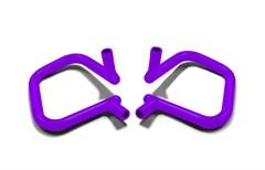 Front Rigid Grab Handle for Wrangler JK/JKU 2007-2018 in Sinbad Purple by Steinjager