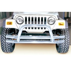 All Things Jeep Stainless Steel Front Tube Bumper By