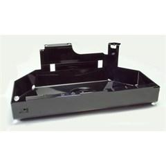 Black Gas Tank Skid Plate for Jeep Wrangler TJ (1997-2006)