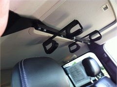 Center Lock Overhead Gun Rack from Great Day Products