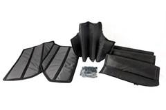 Hardtop Sound Insulation Kit Wrangler JK 4D 2011-2018 Rugged Ridge