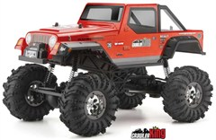 Crawler King R/C with Jeep Wrangler Rubicon Body RTR