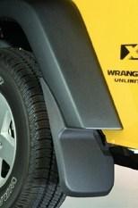 Husky Liners® Custom Molded Front Wheel Mud Guards for Jeep®2004 Grand Cherokee WJ Laredo Columbia Edition