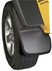 Husky Front Wheel Mud Guards-2/4 Door Jeep Wrangler JK 2007-2017
