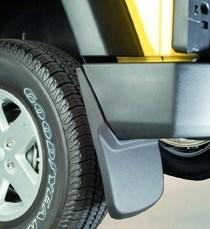 Husky Rear Wheel Mud Guards - Jeep Grand Cherokee WK (2005-2010)