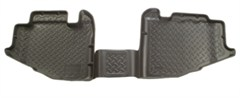 Husky Liners Rear Floor Liners for Jeep Wrangler YJ (1987-1990)