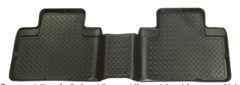 Husky Liners Rear Floor Liners for Jeep Commander XK (2006-2010)