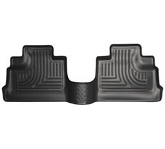 Husky Rear Floor Liners for Jeep 2011-2018 Wrangler Unlimited JK