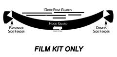 Husky Paint Protection Film Kit Jeep Grand Cherokee 2011-2014