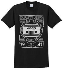 I Am Jeep Men's T-Shirt in Black