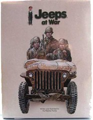 Jeeps at War Hardcover Book