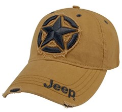 Jeep 3D Star Cap