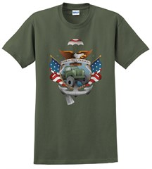 American Traditional Tattoo Men's T-Shirt