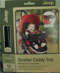 Jeep Attachable Stroller Caddy Tray