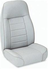 Front Seat Standard Bucket, Jeep CJ & Wrangler- Denim Gray