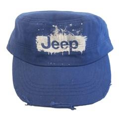Jeep Paint Splatter Cadet Hat, Blue