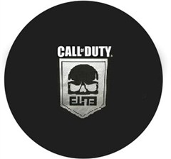 Jeep Call of Duty Tire Cover
