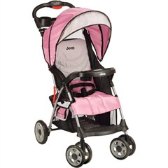 Siren Pink Jeep® Cherokee Sport Baby Stroller by Kolcraft