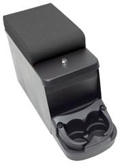 Security Floor Console for Jeep CJ & Wrangler YJ - Denim Black