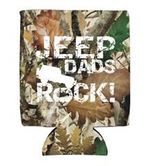 Jeep Dads ROCK Neoprene Koozie, Set of Two