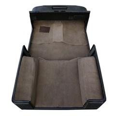 Carpet Kit, Adhesive, Jeep CJ (1976-1986) , YJ (1987-1995), Honey