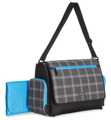 Jeep Baby Urban Messenger Diaper Bag