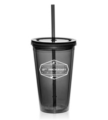All Things Jeep 10th Anniversary Commemorative Acrylic Tumbler