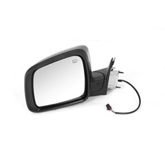 Heated Mirror, Left Side for Jeep Grand Cherokee WK2 2011-2013