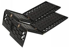 GripTrack Molded Vehicle Traction Plates - Triple panel design