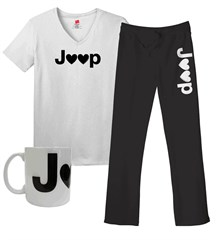 Jeep Hearts Women's Gift Set
