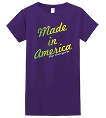 "Jeep ""Made in America"" Womens Tee"