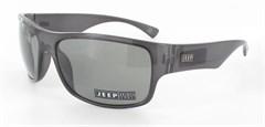 Jeep Wraparound Sunglasses - Black