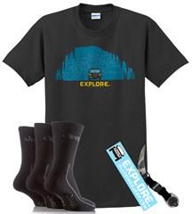 Explore Series Men's Gift Set