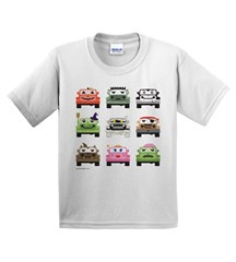 Jeep Monster Mash Youth T-Shirt