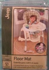 Jeep High Chair Floor Mat