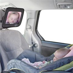 Jeep Rear Facing Baby View Mirror for Back Seat