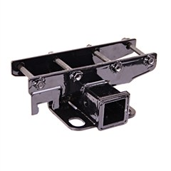 Receiver Hitch for Jeep Wrangler JK 2007-2017 2 Inch by Rugged Ridge