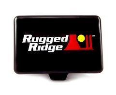 """Rectangular Light Cover, Offroad, 5"""" x 7"""" Inches, Black"""