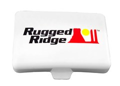 """Rectangular Light Cover, Offroad, 5"""" x 7"""" Inch, White"""