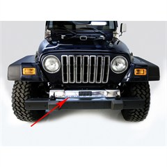Front Frame Cover for Jeep Wrangler TJ and LJ (1997-2006)