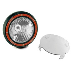"""Fog Light, HID, Round, Composite Housing, 7"""" Inches"""