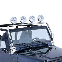 Full Frame Light Bar for Jeep Wrangler TJ and LJ (1997-2006)